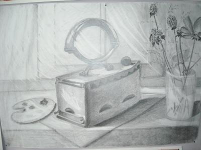 grafika - első rajz