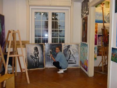 festészetoktatás
