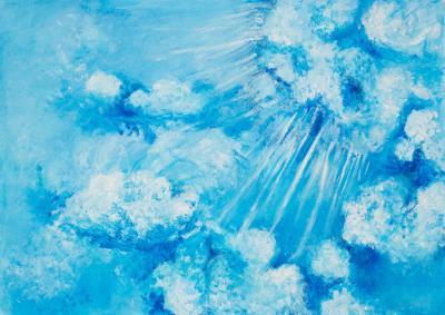 vízfestmény